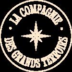 Logo La Compagnie des Grands Terroirs beige