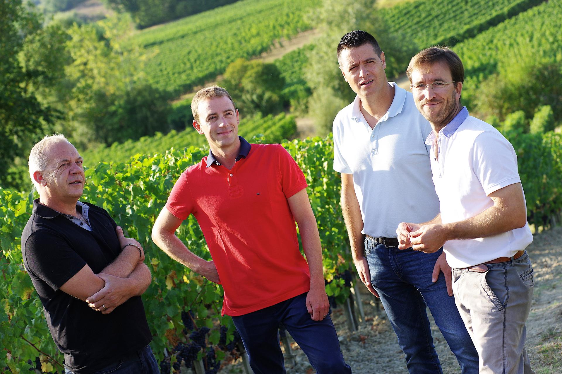 Derenoncourt Consultants, un label d'excellence - Stéphane Derenoncourt, Julien Lavenu, Simon Blanchard, Frédéric Massie
