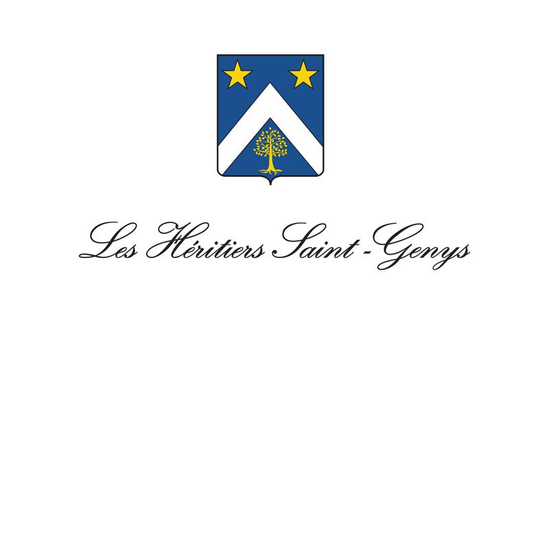 Logo Les Héritiers Saint Genys - Mercurey, Santenay, Morgon