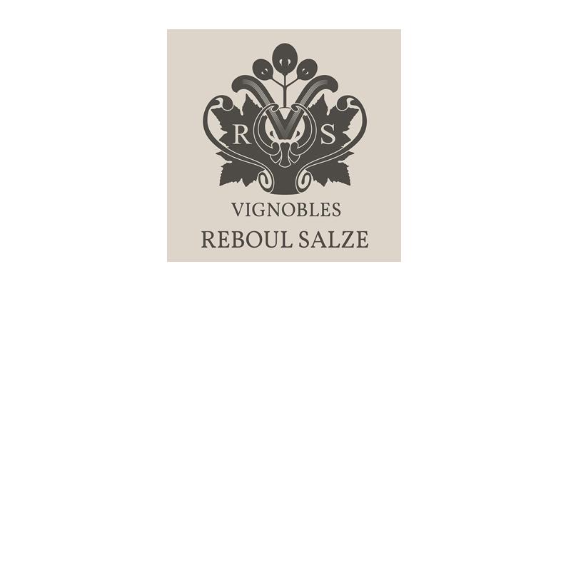 Logo Vignobles Reboul Salze