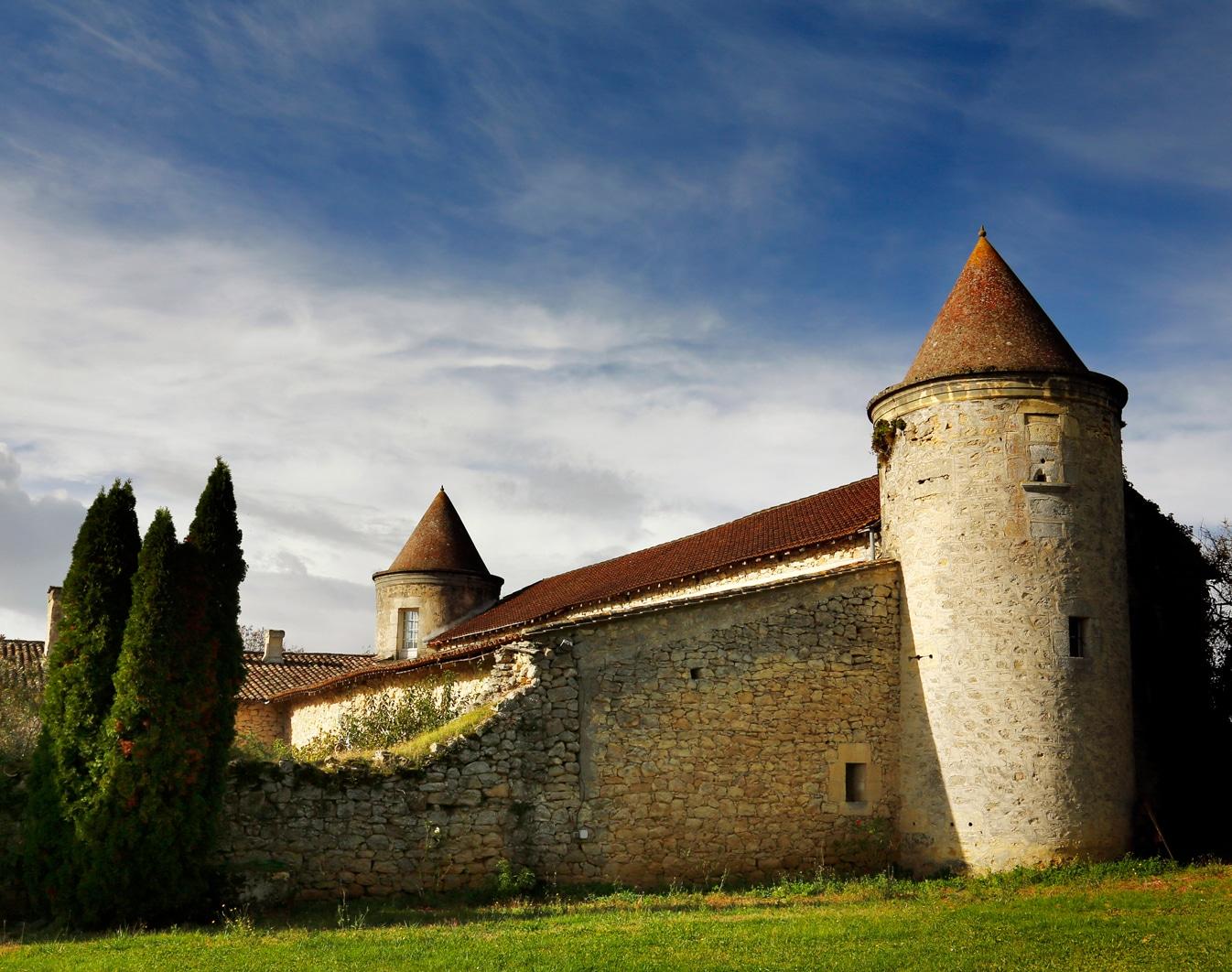 Château Le Pin Beausoleil