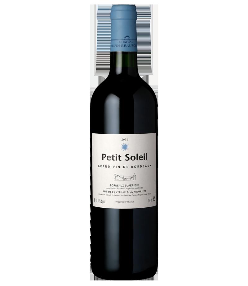 Vin Le Petit Soleil - CHÂTEAU LE PIN BEAUSOLEIL