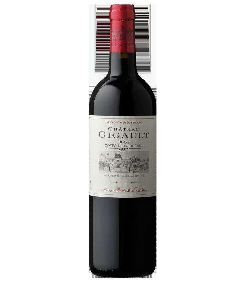 Château Gigault - Blaye Côtes de Bordeaux