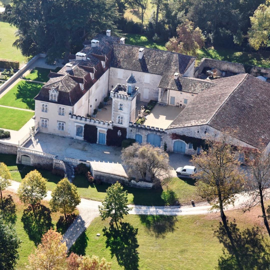 Le Château Monestier La Tour