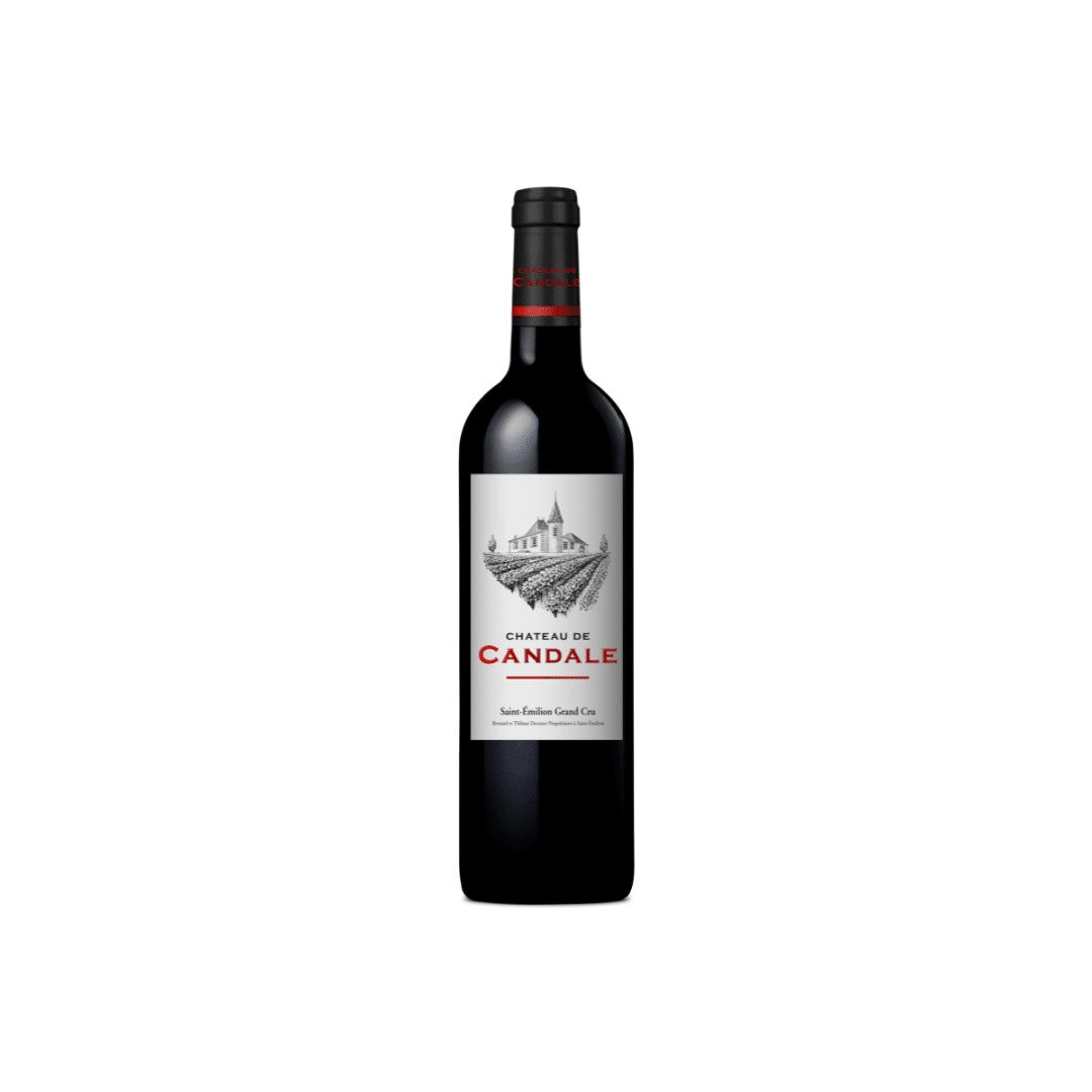 Le vin du Château de Candale